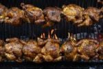 Thumbnail BBQ chicken, wood grilled