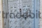 Thumbnail historic door in the old town of Al Mukalla, Mukalla, Yemen