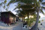 Thumbnail Tourist resort, Chuuk island, Micronesia, Pacific Ocean