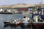 Thumbnail Fishing port, Port Magee, Skellig Ring, County Kerry, Ireland, British Isles, Europe