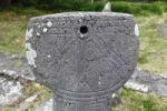 Thumbnail Sundial, Kilmalkedar Church, Dingle Peninsula, County Kerry, Ireland, British Isles, Europe