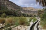 Thumbnail Water pipes into Wadi Bani Khalid, Oman, Middle East