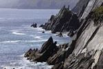 Thumbnail Steep coast at Dunmore Head, Dingle Peninsula, County Kerry, Ireland, British Isles, Europe
