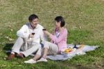 Thumbnail Couple, picnic