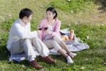 Thumbnail Couple, picnic