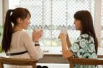 Thumbnail Young women drinking coffee