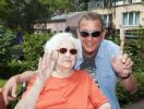 Thumbnail 97 year old nursing home resident with her son-in-law