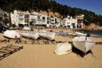 Thumbnail Platja de Tamariu, beach of Tamariu, Costa Brava, Spain, Iberian Peninsula, Europe