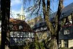 Thumbnail UNESCCO World Heritage Site picturesque old town framework houses Goslar Lower Saxony Germany