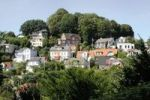 Thumbnail Residential houses at Suellberg hill, Blankenese district, Hamburg, Germany