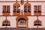 Thumbnail City hall, Hof, Upper Franconia, Franconia, Bavaria, Germany, Europe
