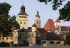 Thumbnail Ellinger Gate, Weissenburg in Bavaria, Middle Franconia, Franconia, Bavaria, Germany, Europe