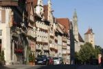 Thumbnail Herrngasse street, Franciscan church and Burgturm tower, Rothenburg ob der Tauber, Romantic Road, Middle Franconia, Franconia, Bavaria, Germany, Europe