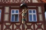 Thumbnail Madonna am Öhniger-Haus, Karlstadt, Mainfranken, Unterfranken, Franken, Bayern, Deutschland, Europa