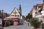 Thumbnail Marktplatz Square, old town hall and parish church, Lauf an der Pegnitz, Franconia, Bavaria, Germany, Europe