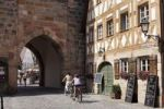 Thumbnail Hersbrucker Gate, Lauf an der Pegnitz, Franconia, Bavaria, Germany, Europe