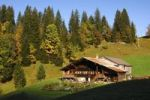 Thumbnail Traditional Swiss chalet near Gstaad, Bernese Oberland, Switzerland, Europe