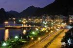 Thumbnail Waterfront promenade of Cat Ba, Halong Bay, Vietnam, Southeast Asia