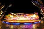 Thumbnail Amusement ride at Hamburger Dom funfair, Heiligengeistfeld area, Hanseatic City of Hamburg, Germany, Europe