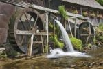 Thumbnail Hexenlochmuehle mill near Furtwangen, Black Forest mountain range, Baden-Wuerttemberg, Germany, Europe