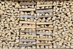 Thumbnail Neatly organised stack of firewood, Austria, Europe