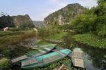 Thumbnail Tam Coc region near Ninh Binh, dry Halong Bay, Vietnam, Southeast Asia, Asia