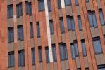 Thumbnail Facade in the HafenCity development area, Hamburg, Germany, Europe