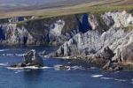 Thumbnail Cliffs near Dooega, Achill Island, County Mayo, Connacht province, Republic of Ireland, Europe