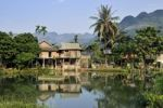 Thumbnail Mai Chau, a village where ethnic minorities live, Vietnam, Southeast Asia