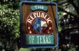 Thumbnail Republic of Texas sign, San Antonio, Texas, USA