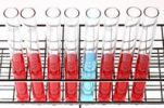 Thumbnail Chemicals in test tubes