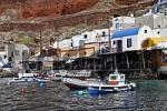 Thumbnail harbour of Ammoudi, Oia, Santorini, Greece