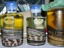 Thumbnail Cobras in alcohol, energy drink, health drink, Vietnam, Asia