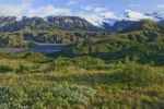 Thumbnail Mountain landscape, Eyjafjallajoekull glacier, Borsmoerk, Iceland, Europe