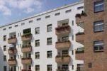 Thumbnail Schoenlanker Strasse housing estate by architect Bruno Taut, Ernst-Fuerstenberg-Strasse, Berlin Modernism Housing Estate, Prenzlauer Berg, Pankow, Berlin, Germany, Europe