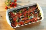 Thumbnail Prepared eggplant casserole