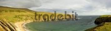 Thumbnail a bay at Malin Head, Donegal, Ireland