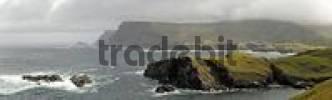 Thumbnail cliffs at Glenn Head, Donegal, Ireland