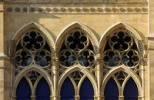 Thumbnail Gothic window arches, town hall, Vienna, Austria