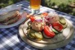 Thumbnail Obatzter, typical Bavarian snack plate, Upper Bavaria, Bavaria, Germany, Europe