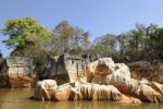 Thumbnail Limestone formation on the Manambolo River, Tsingy de Bemaraha National Park, Madagascar, Africa