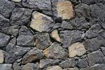 Thumbnail Dry stone wall, background, La Palma, Canary Islands, Spain, Europe