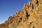 Thumbnail Basalt towers in the Mik mountains, Damaraland, Namibia, Africa