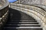 Thumbnail Stone staircase, Wuerzburg, Bavaria, Germany, Europe