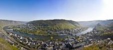 Thumbnail View of Cochem on the Moselle, Rhineland-Palatinate, Germany, Europe