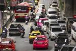 Thumbnail Traffic in Bangkok, Thailand, Asia