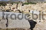 Thumbnail Itanos, basilica in archaeological area, eastern Crete, Greece