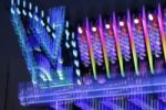 Thumbnail Blurred neon sign