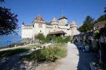 Thumbnail Château de Chillon, Chillon Castle, Montreux, Canton Vaud, Lake Geneva, Switzerland, Europe