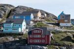 Thumbnail Wooden houses, Paamiut, Greenland